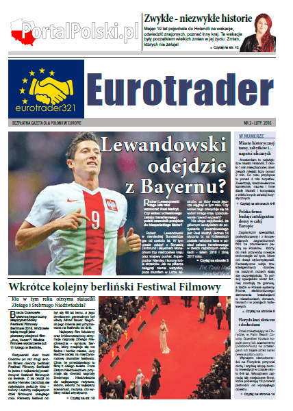 Gazeta Eurotrader - wydanie 1
